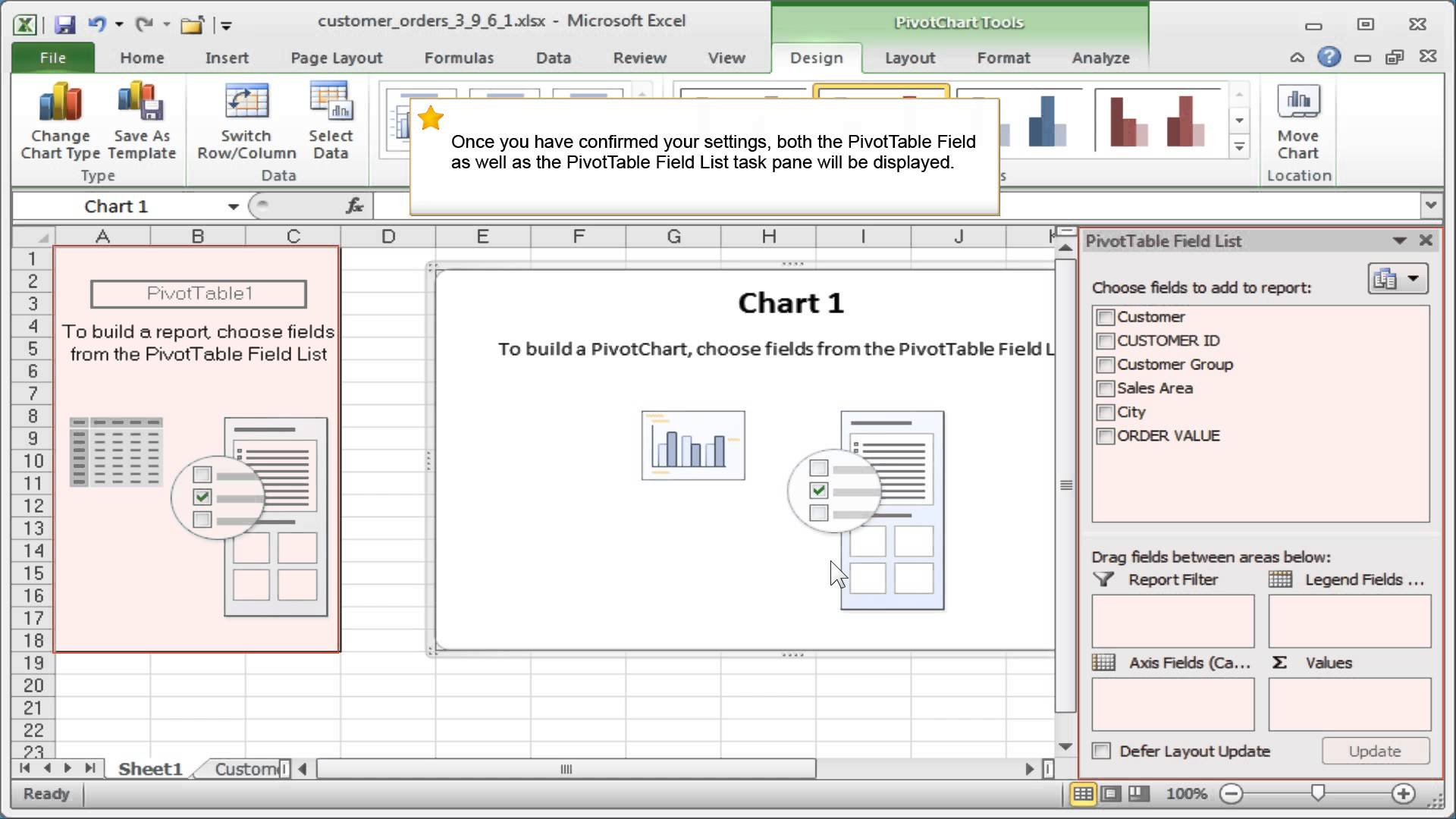 pivot table excel template architecture modern idea