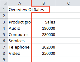 how to change width of column in excel 2013