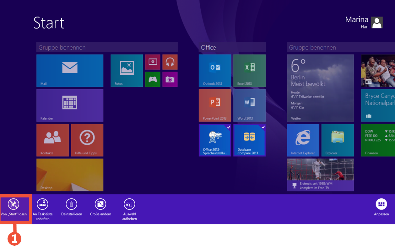 Why Remove Tiles In Windows 8